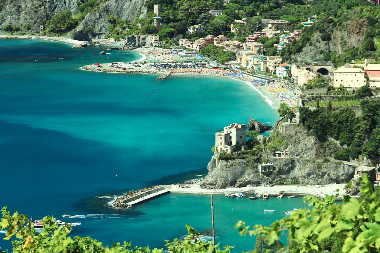 нас лучшие пляжи италии фото оставит